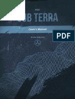 Sub Terra Rulebook V3.0 Compressed