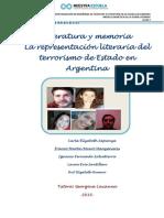 Literatura y Memoria