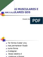 Cadeias Musculares e Articulares Gds