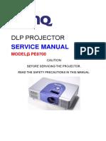 BENQ 8700 SERVICE MANUAL.pdf