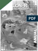 PLON-R Manual