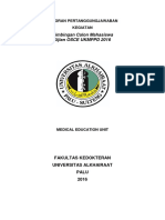 Laporan PJ Bimbingan OSCE 16