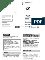 Sony Dslr A290