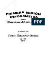 Sesion 1 - 4to Año