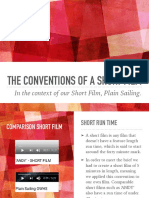 The Conventions Of Short Films
