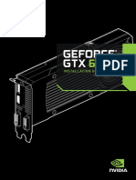GF GTX 650 Ti User Guide