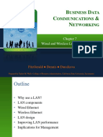 Wired and Wireless Local Area Network PPT