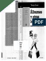 2.Albumes y Otras Lecturas