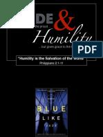 Slide Deck - Philippians 2.1-11