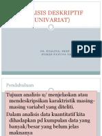 Analisis Deskriptif (Univariat) (10)