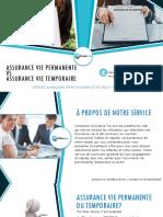 Assurance vie permanente VS Assurance vie temporaire