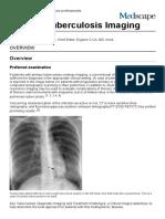 Primary Tuberculosis Imaging