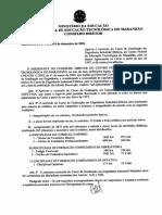 Resoluç o n 012 Aprova o Currículo Do Curso de Engenharia Industrial Eletrica 2