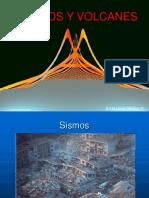 sismos y volcanes
