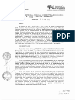 Resolucion Gerencial Regional de Desarrollo Economico n 020-2016-Grj Grde (1)