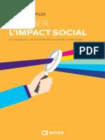 Avise – Évaluer son impact social (Mode d'emploi)