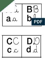 Alfabeto Individual