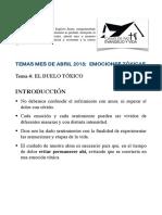 Tema 4 Abril 2018