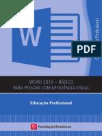 Word Basico DV Aluno 2016