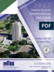 Individual Income Tax Booklet 2 North Dakota