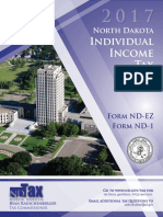 Individual Income Tax Booklet 2 North Dakota