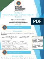 Metodo Volumetrico - Gas Seco II-2017