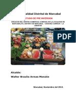 Perfil Mercado Marcabalito