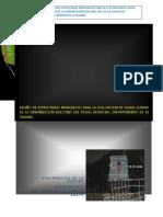 Informe Diseño Sistema Pluvial Balcones Del Palaa Primera Etapa