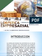 Logistica Empresariali. Trabajo