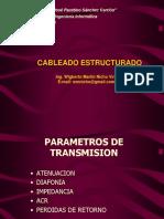 CABLEADO ESTRUCTURADO 1.ppt