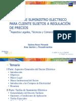 Giuliano Bozzo Moncada Presentacion de Tarifas de Suministro Electrico v2.0 (Parte II)