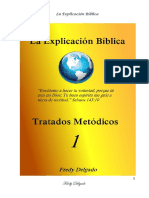 Tratados Metódicos 1