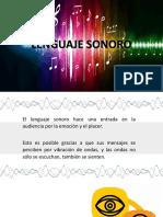 Diapositivas Lengua Sonoro