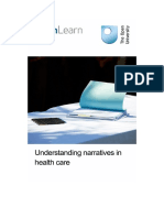 1. L1 - Understanding Narratives in Health Care Printable