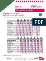 Info Trafic Axe l Orleans - Toury - Etampes (Paris) Du 09-05-2018_tcm56-46804_tcm56-190136