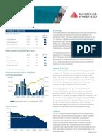 Richmond AMERICAS Alliance MarketBeat Industrial Q12018