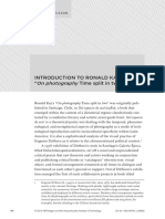 Osvaldo De la Torre - Introduction a El tiempo que se divide (eng).pdf
