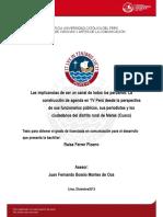 Ferrer Pizarro Raisa Tv Peru