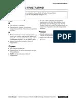Interchange4thEd Level2 Unit02 Project Worksheet