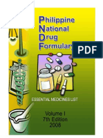 Phil National Drug Formulary Vol1ed7_2008