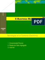E Business Models
