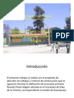 Diagrama de GANTT-Esc.primaria Ricardo Flores Magon
