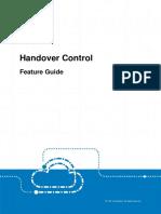 Handover Control