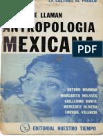 154159006 de Eso Que Llaman Antropologia Mexicana 1970