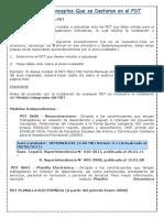 Tributos y Conceptos Que Se Declaran Con El PDTttttt
