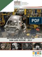 Industria Automotriz San Luis Potosi