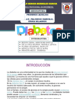 Diapo de Diabetes