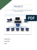 Proiect PSI