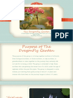 the dragonfly garden ppt