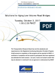 Solutions for Aging Low-Volume Road Bridges